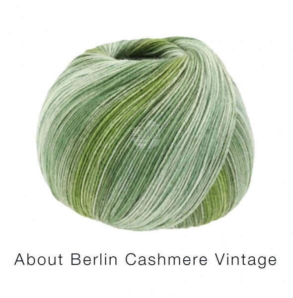 About Berlin Meilenweit Cashmere Vintage