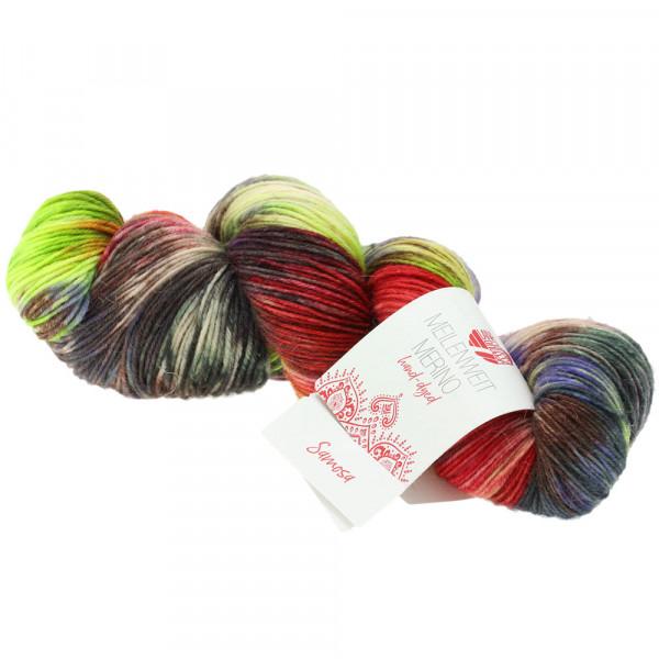 Meilenweit Merino II hand-dyed