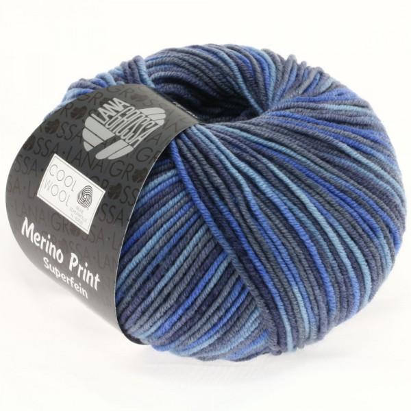 Cool Wool Print