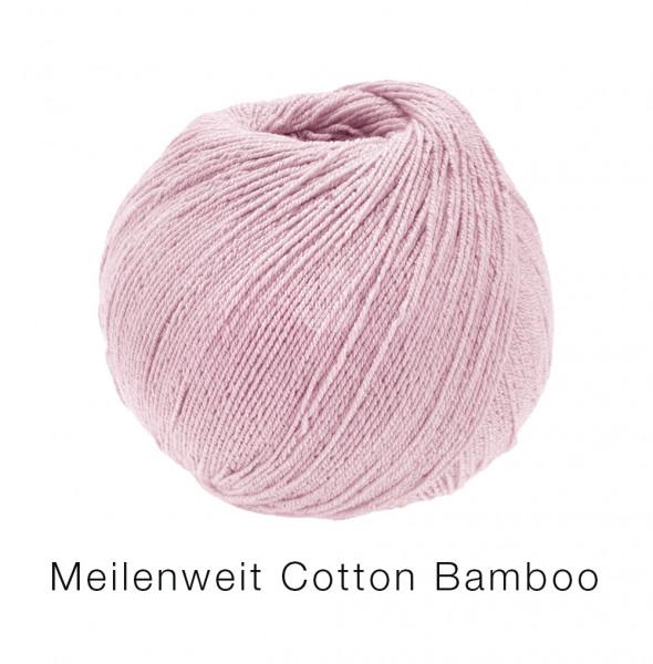 Meilenweit 100 Cotton Bamboo