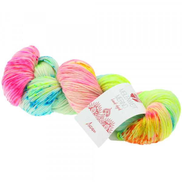 Meilenweit Merino 1 hand-dyed