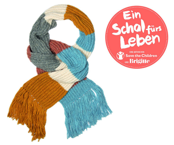 Ein Schal fürs Leben 2020